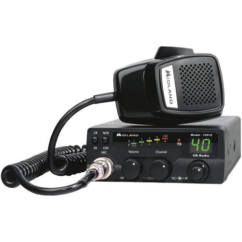 Midland 1001Z 40-Channel CB Radio