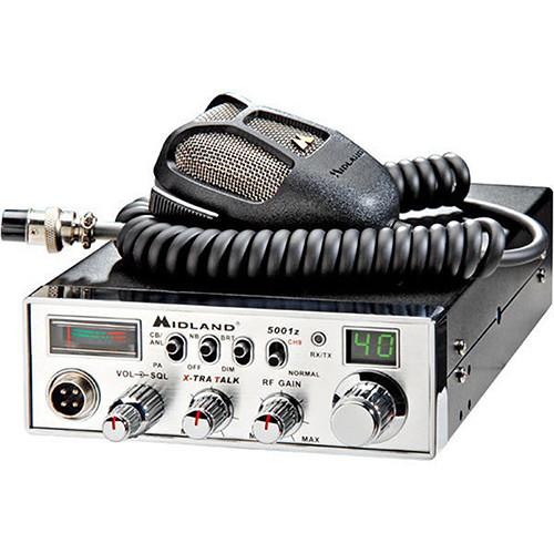 Midland 5001z 40-Channel Classic CB Radio