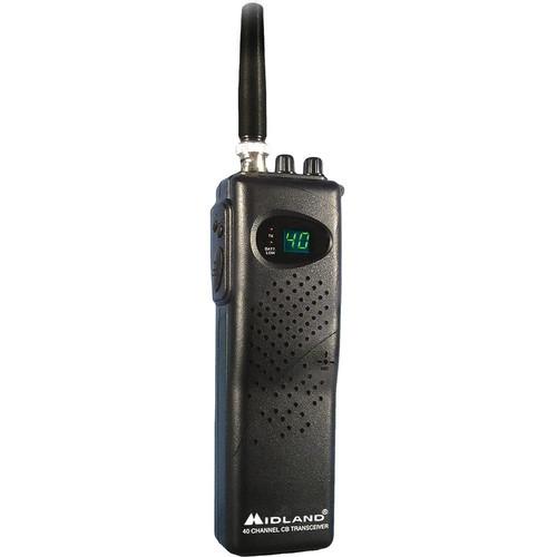 Midland 75-785 40-Channel Handheld CB Radio