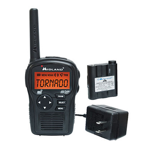 Midland EH55 Portable Weather Alert Radio