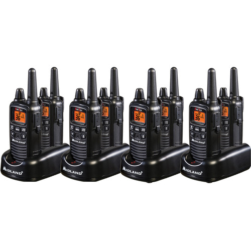 Midland FRS License-Free Business Radio Bundle (8-Pack)