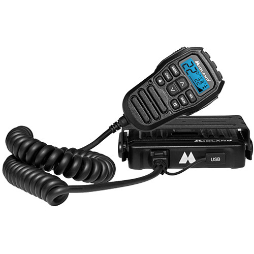 Midland MicroMobile MXT275 15-Channel Two-Way GMRS Radio