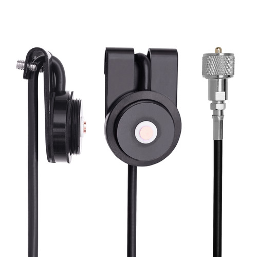 Midland Micromobile MXTA27 Universal Lip Mount with Cable