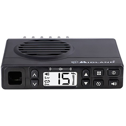 Midland MicroMobile MXT105 15-Channel Two-Way GMRS Radio