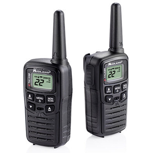 Midland X-Talker T10 22-Channel Two-Way UHF Radio (Pair)