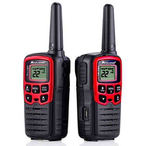 Midland X-Talker T31 22-Channel Two-Way UHF Radio (Pair)