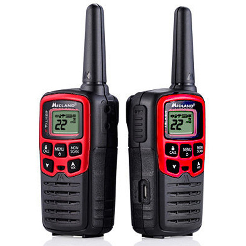 Midland X-Talker T31 22-Channel Two-Way UHF Radio (Pair)