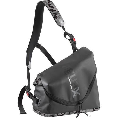 miggo Agua Stormproof Torso Pack 65 Pro DSLR (Black and Camouflage)