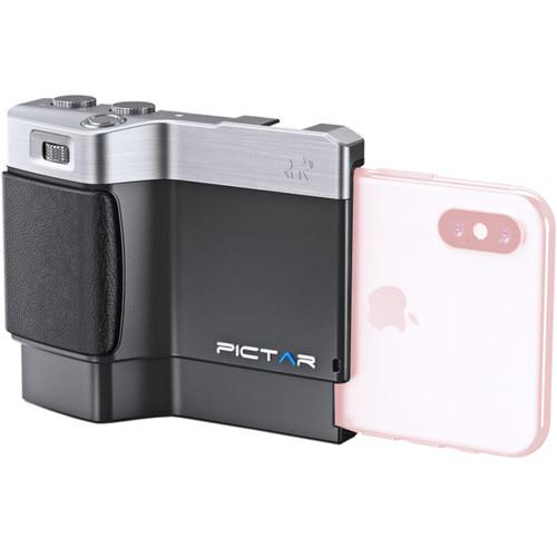 miggo Pictar One Plus Mark II Smartphone Camera Grip (Rose Gold)