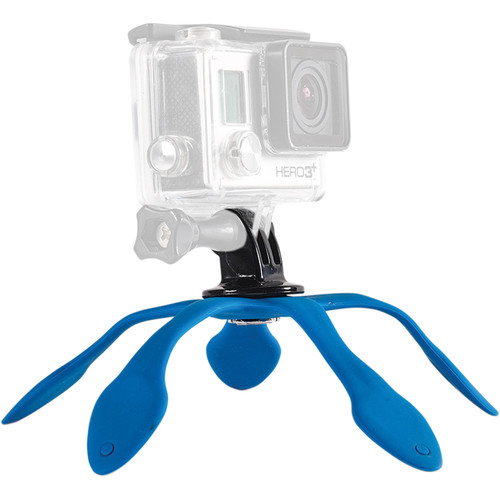 miggo Splat GoPro Flexible Mini Tripod (Blue)