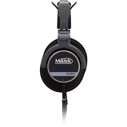 Miktek DH80 Professional Semi-Open Headphone