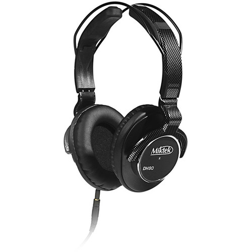 Miktek DH90 Professional Closed-Back Headphone