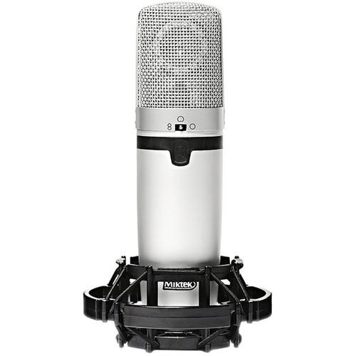 Miktek C7 Large Diaphragm Condenser with PRE-73 DLX Preamp & WA76 Compressor Vocal Chain Bundle