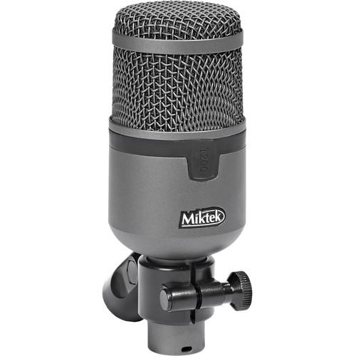 Miktek T200 Dynamic Kick Drum Microphone (Dark Gray)