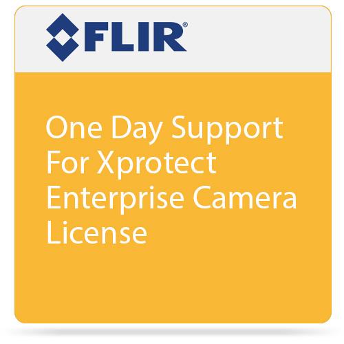 Milestone Care Plus for XProtect Enterprise Camera License (1-Day)