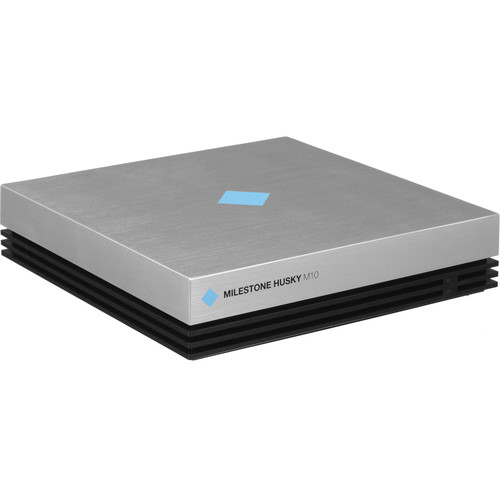 Milestone Husky M10 Series 8-Channel 3MP NVR with 2TB HDD