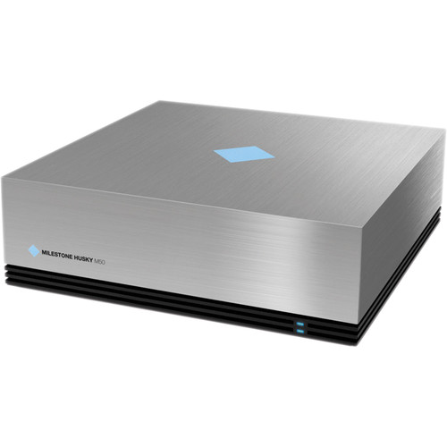 Milestone Husky M30 10-Channel NVR with 4GB RAM and 2TB HDD