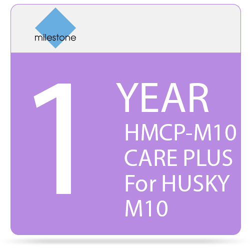 Milestone Care Plus for Husky M10 (1-Year)
