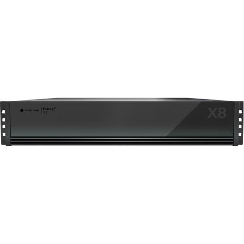 Milestone Husky X8 Barebone NVR with RAID and CNA