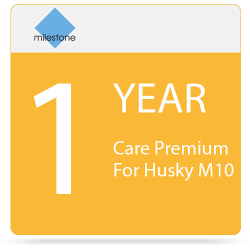 Milestone Care Premium for Husky M10 (1-Year)