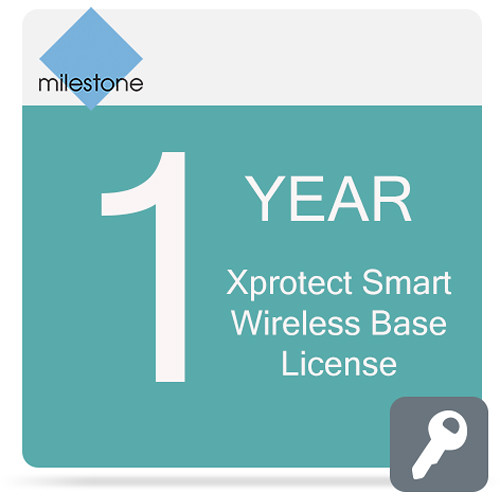 Milestone Care Premium for XProtect Smart Wall Device License Software (1-Year)