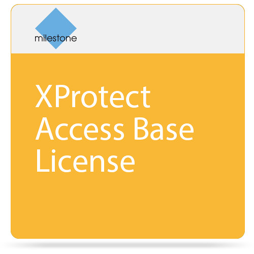 Milestone XProtect Access Base License