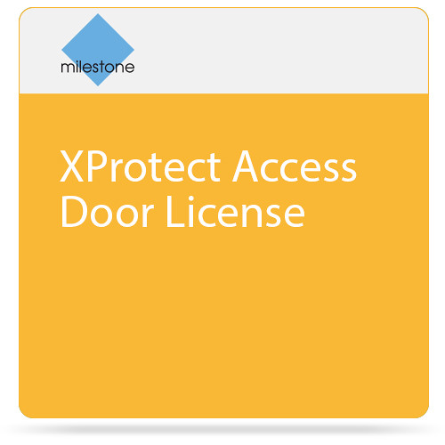 Milestone XProtect Access Door License