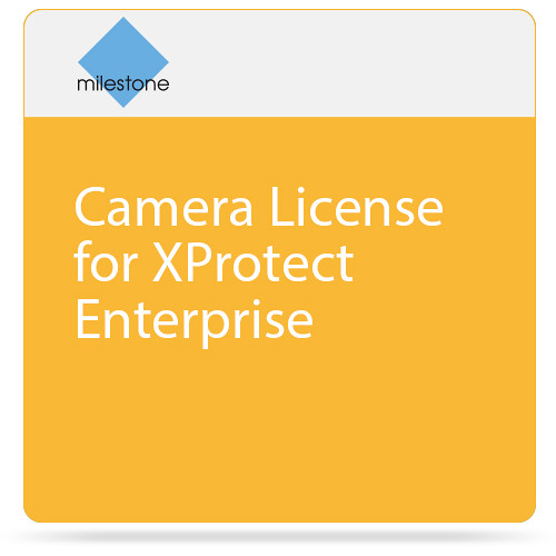 Milestone Camera License for XProtect Enterprise