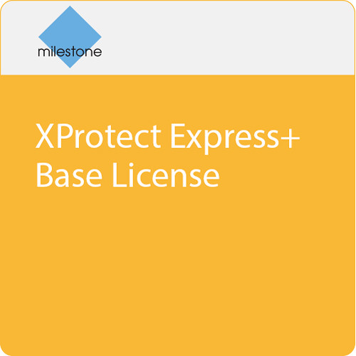 Milestone XProtect Express+ Base License