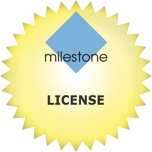 Milestone 1-Year Software Upgrade Plan for XProtect Professional Base License