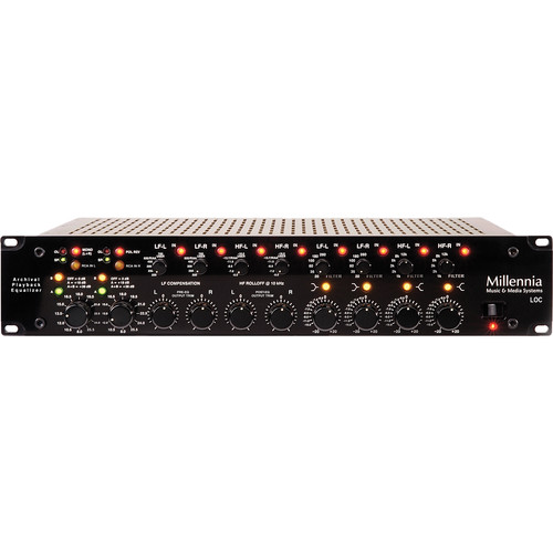 Millennia LOC Analog Legacy Archival Phono Preamplifier with RIAA + EQ
