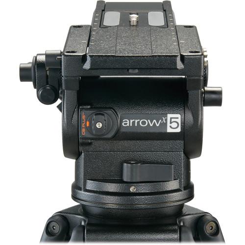 Miller Arrow X5 Fluid Head