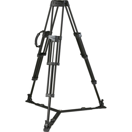 Miller Sprinter II 2-Stage Alloy Tripod (Ground Spreader Ready)