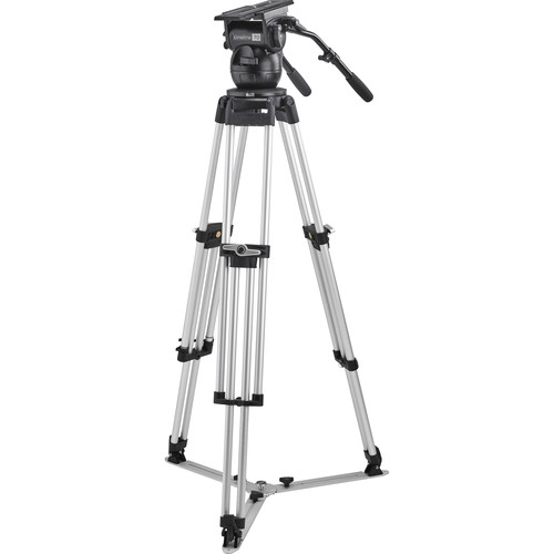 Miller Cineline 70 HD MB 1-Stage Alloy Tripod System