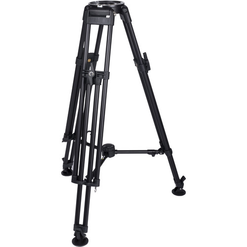 Miller HD MB Single Stage Alloy Mitchell Base Tripod