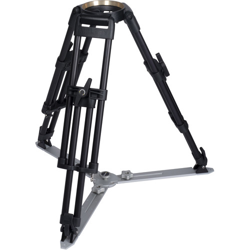Miller HDC 150 1-Stage Short Metal Alloy Tripod (Ground Spreader Ready)