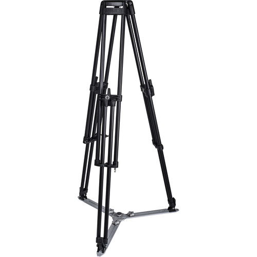 Miller HDC 100 1-Stage Tall Metal Alloy Tripod (Ground Spreader Ready)