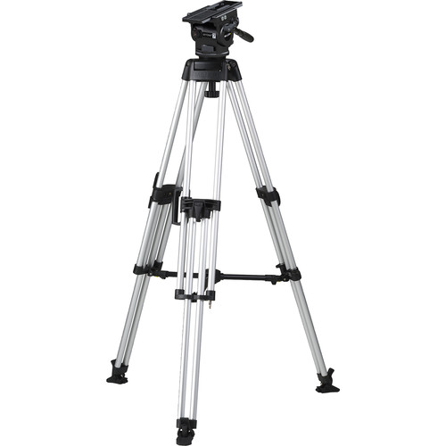 Miller System ArrowX 7 HD Single Stage Aluminum Alloy Tripod System