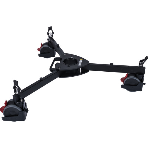 Miller HD Dolly for HD and Sprinter II Tripods