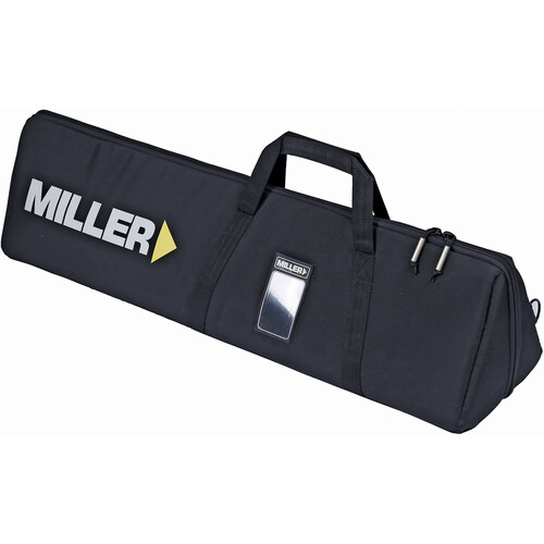 Miller Softcase for 2-Stage Toggle 2 Tripod Systems (Black)