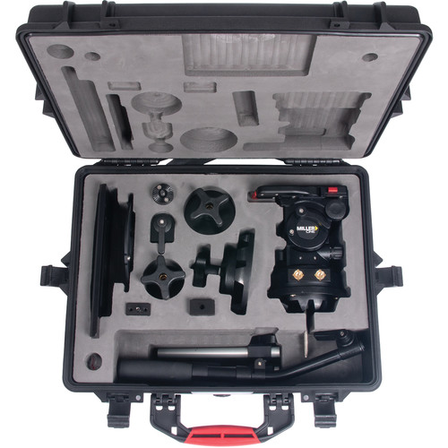 Miller CiNX 5 Fluid Head Kit