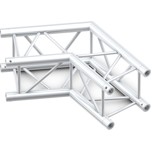 Milos QuickTruss ULTRA Two-Way 120 Degree Corner Junction