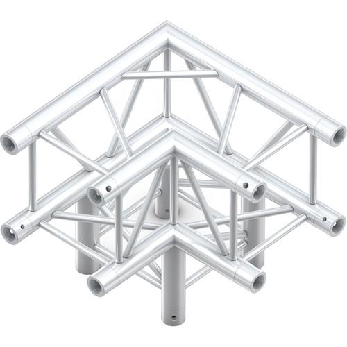 Milos QuickTruss Ultra 3-Way Corner Junction Connection Set