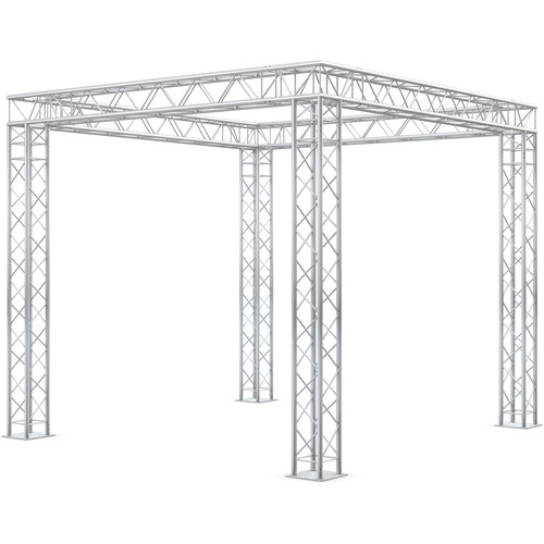 Milos QuickTruss ULTRA Display Square Truss Kit (16.4 x 16.4')