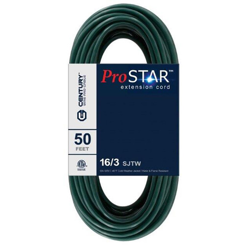 Milspec 16-AWG 50 ft. Extension Cord