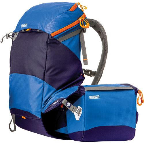 MindShift Gear rotation180&deg Panorama Backpack (Tahoe Blue)