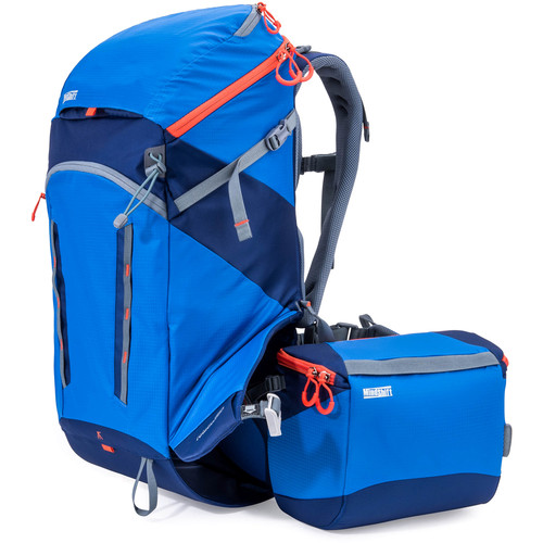 MindShift Gear rotation180&deg Horizon 34L Backpack (Tahoe Blue)