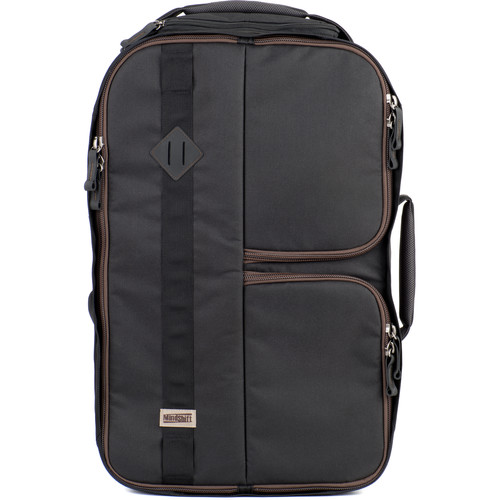 MindShift Gear Moose Peterson MP-1 V2.0 Three-Compartment Backpack (Black)