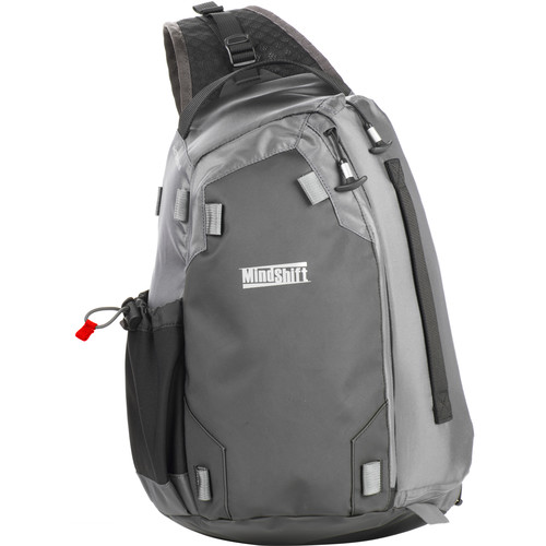 MindShift Gear PhotoCross 10 Sling Bag (Carbon Gray)