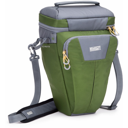MindShift Gear Multi-Mount Holster 30 (Green and Gray)